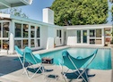 Cliff May Pool Home for Sale, Long Beach, California